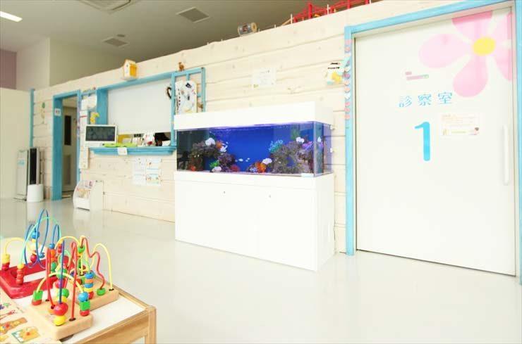 クリニック・病院・小児科の水槽画像2