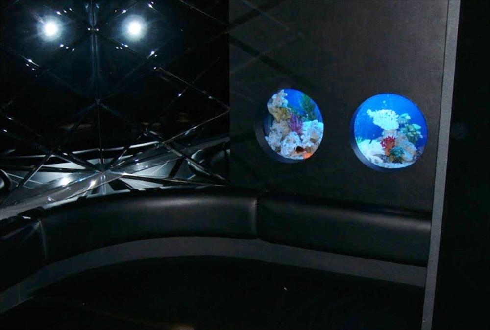 スパイラル 様 工夫を凝らした海水魚水槽 メイン画像