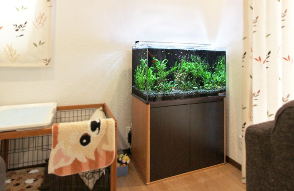 個人宅水槽導入事例4